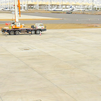 Expansion of Apron 6 at King Abdulaziz International Airport